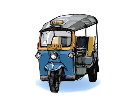 TukTuk - Was ist tuktuk